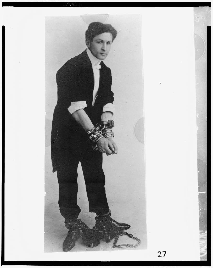 Houdini's Escape from the 10th Precinct   Park View, D.C.