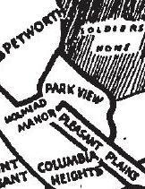 Park View Borders 1937