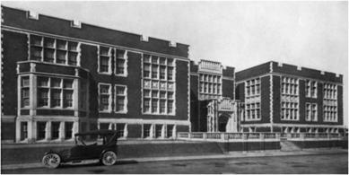 Park View School c. 1920