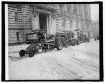 Snow plows ca. 1925