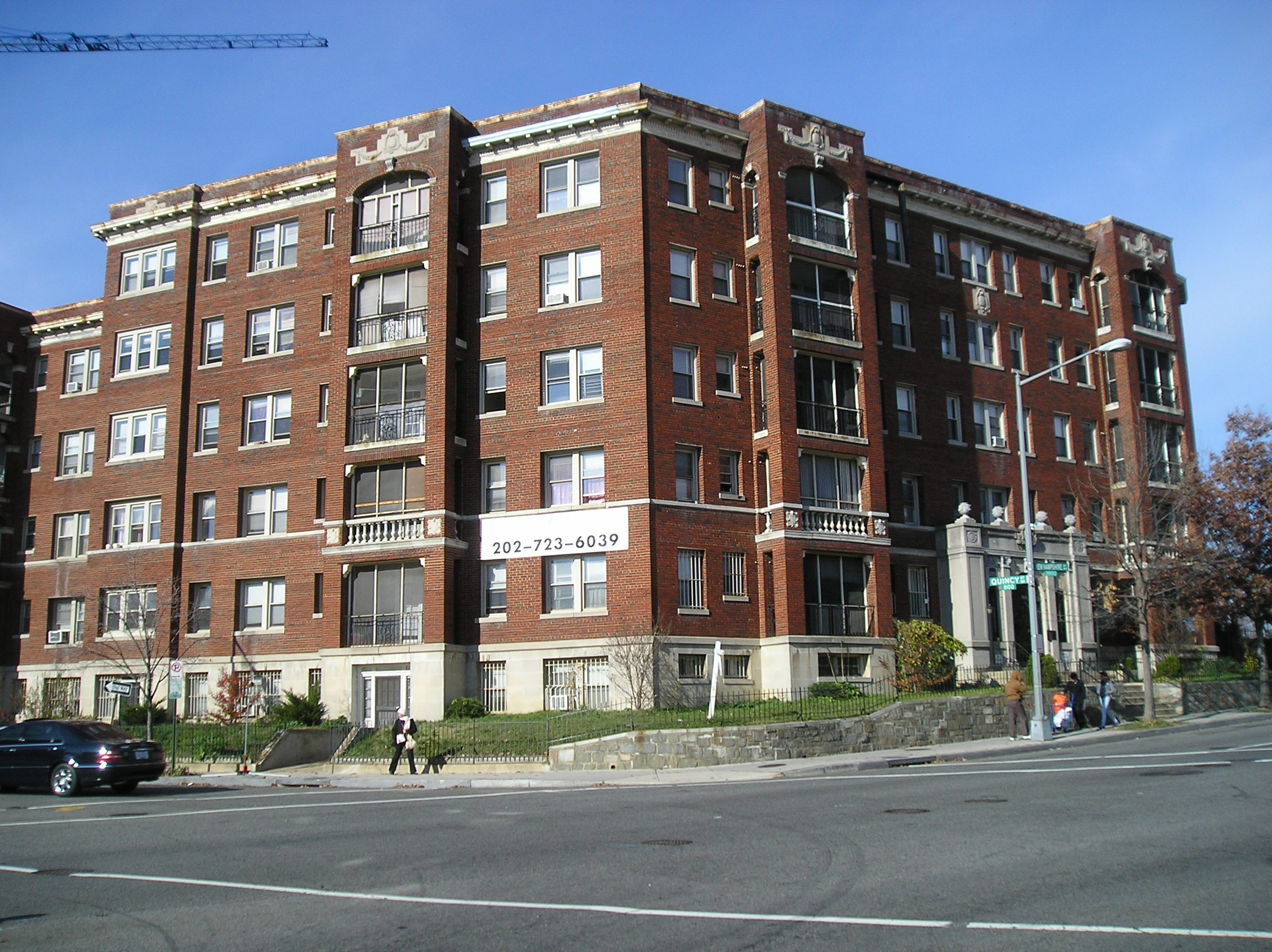 99-Unit Petworth Apartment Building Has New Owners ...