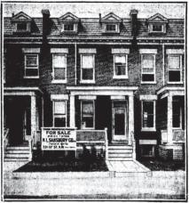 3626 Georgia Avenue 1915