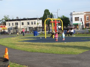 Bruce Monroe Park will receive $200,000 for improvements in 2012.
