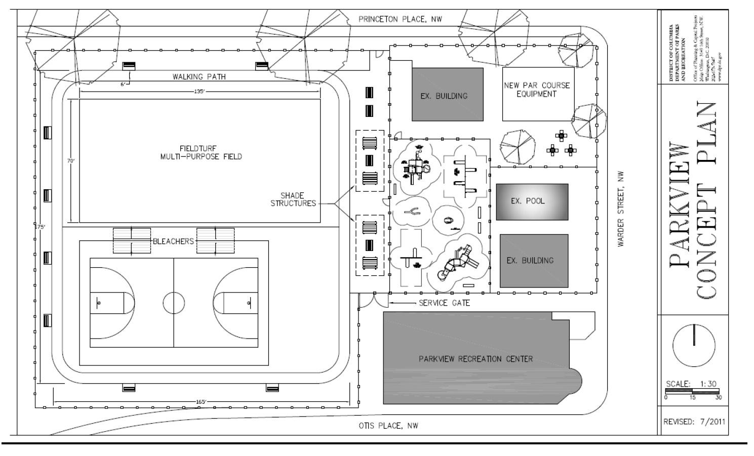 recreation center design concepts pdf
