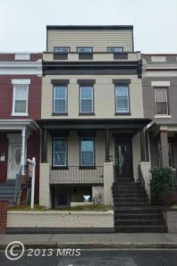 824 Otis Place, NW, currently on the market for $749,900