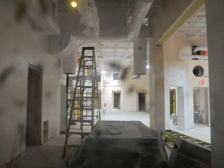 Park View Rec 2013 renovations