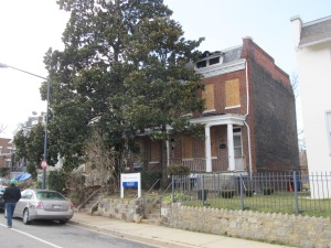 3612-3614 Park Place. Both properties have be vacant for years.