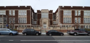 The Park View School is one of the points of interest on Saturday's Park View walking tour.