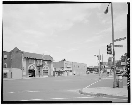 Prior to locating at 3910 Georgia, Petworth Liquors was located just north of the Georgia/New Hamphire Ave. intersection.