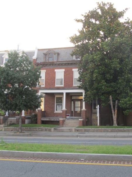 3646 New Hampshire Avenue.