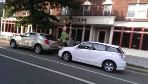 The Coupe, located at 3415 11th Street, NW.