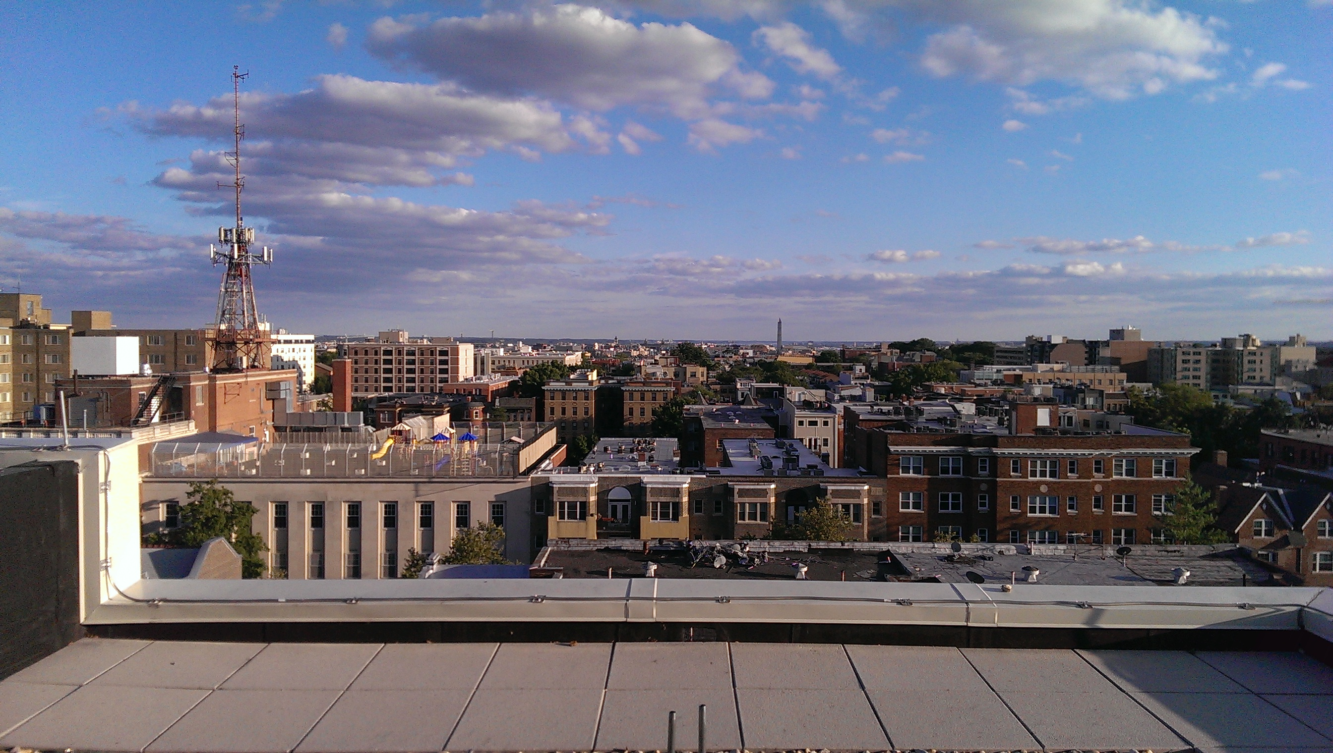 views of the area from columbia heights highland park park view d c. Black Bedroom Furniture Sets. Home Design Ideas