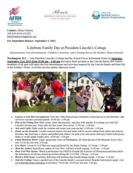 Family Day 2013 1
