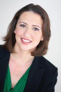 Ward 1 Council candidate Brianne Nadeau.