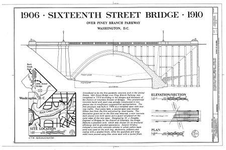 Sixteenth Street Bridge