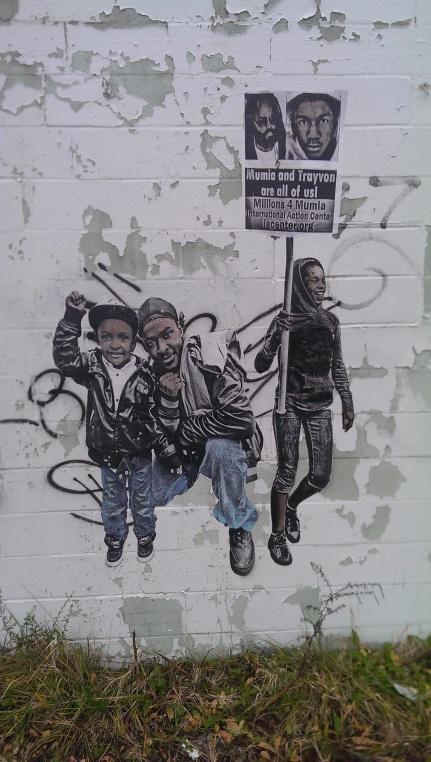 Street art Trinidad