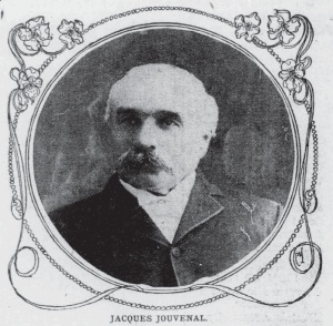 Jacques Jouvenal portrait