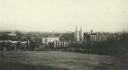 Meridian Hill ca 1921