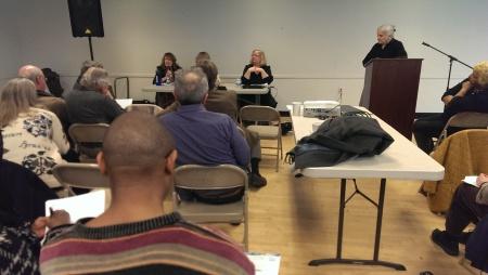 Committee 100 zoning briefing