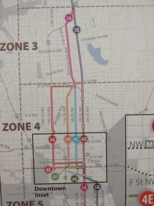 Some streetcar routes still being considered.
