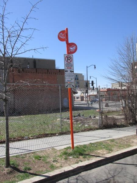 Zipcar Station Otis