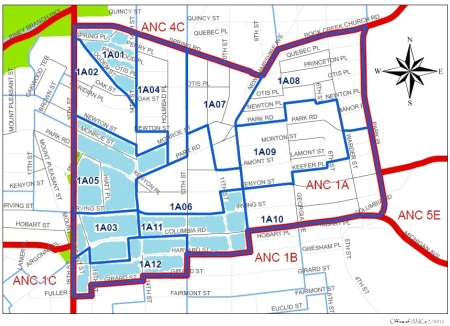 ANC 1A map July 20 election