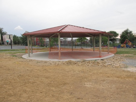 Bruce Monroe shade structure