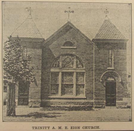 Trinity AME Zion Church 1906