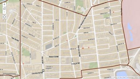 Flexipaver map