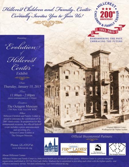 Hillcrest Bicentennial Kickoff Flyer 4
