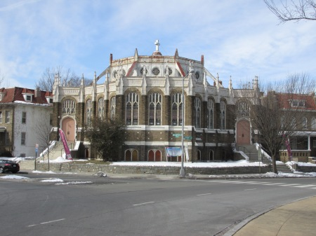 Petworth United Methodist Church