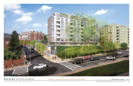 Meridian International proposal 16th Street