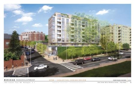 Meridian International proposal 16th Street