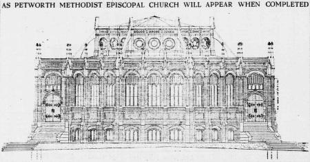 Petworth Methodist 1915