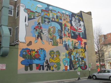 A People Without Murals is a Demuralized People