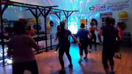 From the Core Zumba