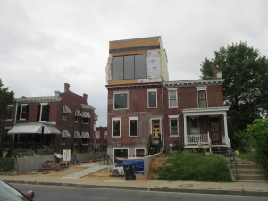 454 Park Road, NW, inactive as DCRA works to