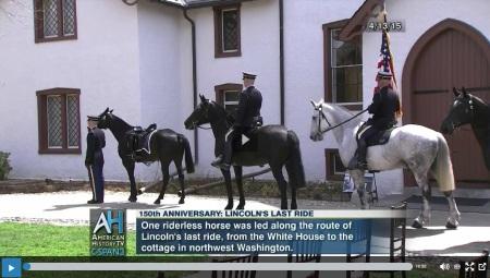 Lincoln's last ride