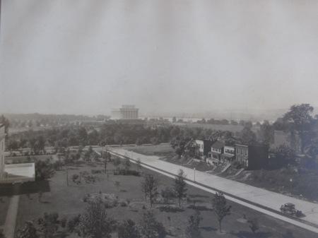 Lincoln Memorial 1938
