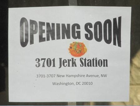 3701 Jerk Station
