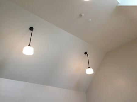 Park View rec center interior