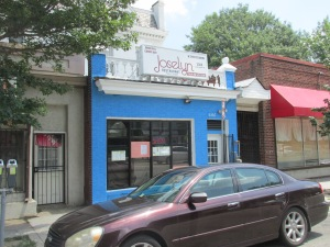 Joselyn Restaurant, at 3303 Georgia Avenue.