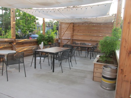 Colony Club Patio