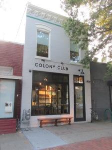 Colony Club at 3118 Georgia Avenue, NW