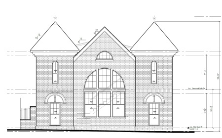 Morton Street Mews church plans 2