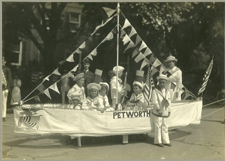 Petworth float