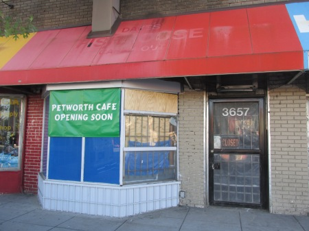 Petworth Cafe