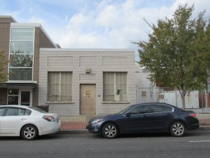 Pepco substation No. 8, located at 2415 Martin Luther King Jr. Avenue, SE.