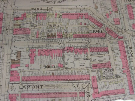 Morton Street 1958