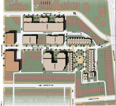 Park Morton Plan 2008